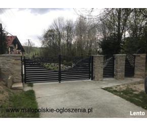 OGRODZENIA- BRAMY - FURTKI - Małopolska